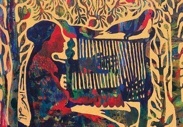 اعلام برنامه:نمایشگاه نقاشی رضا هدایت در گالری نگاه