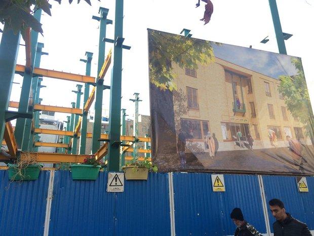 مذاکره مونسان بادادستان تهران درباره ساخت و ساز درعرصه کاخ گلستان