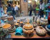 افتتاح نمایشگاه ملی صنایع دستی در تهران